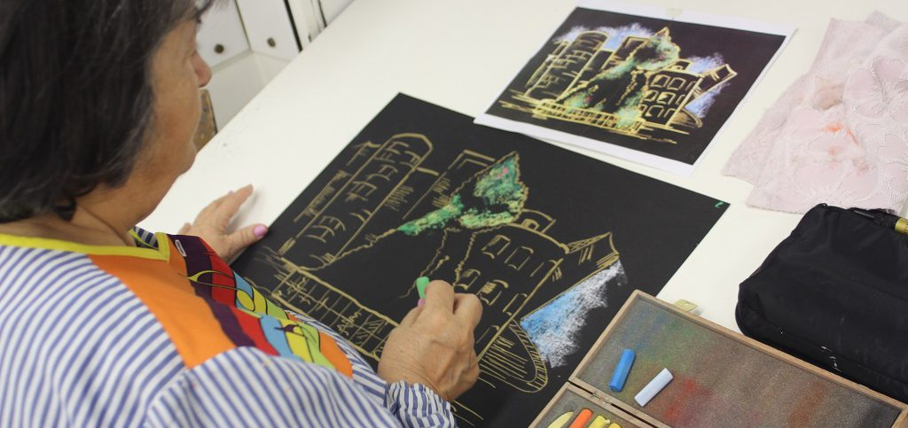 cursos de pintura para adultos en Bilbao