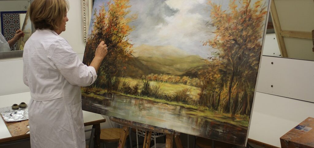 Academia de dibujo y pintura en Bilbao