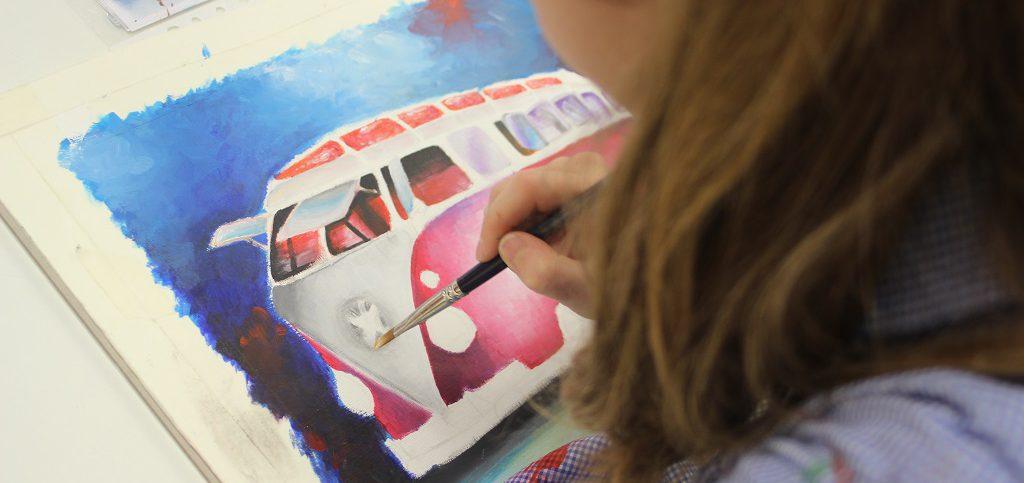 aprender a pintar